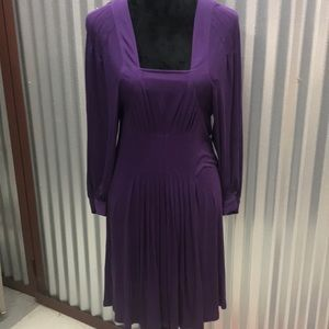 BCBG maxazria cotton dress NWOT